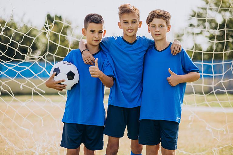 Fußball-AG